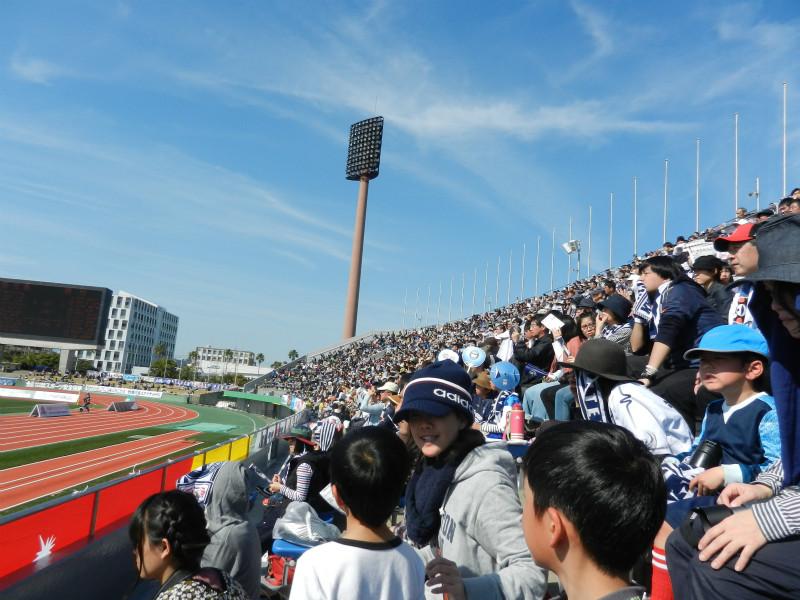 鹿児島ユナイテッドFC観客