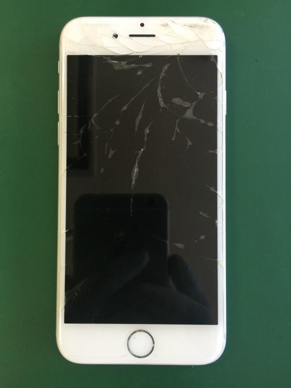 iphone 画面修理